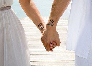 Wedding Couple von Etsy