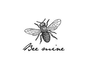 Bee mine von Etsy