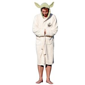 Yoda-Bademantel um 59 Euro gesehen bei fab.de