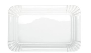 Porzellan-(Papp)teller um 3 Euro von Butlers
