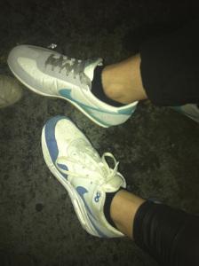 Sneaker-Power!