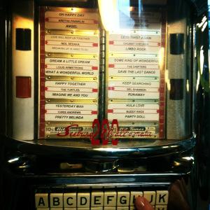 Juke-Box-Tisch-Automat