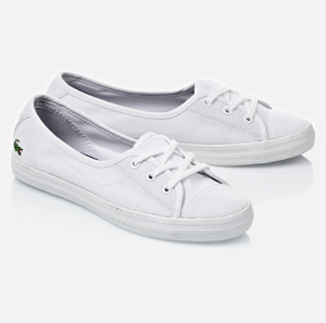 LACOSTE Ziane Chunky um  70 Euro über www.lacoste.at