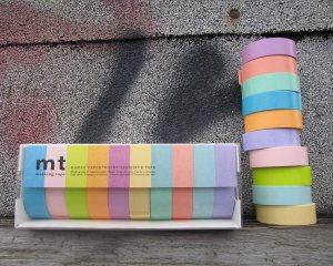10er Pack in hellen Farben - um 25 Euro