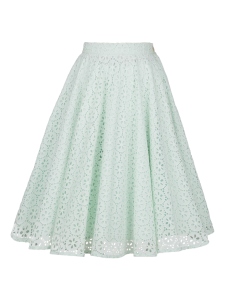 Macaron Skirt Mint von Lena Hoschek um 450 Euro
