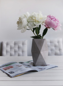 Geometrische Vase