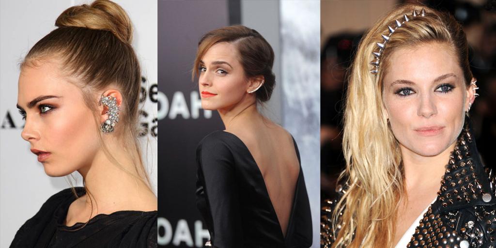 Cara, Emma und Sienna machen es uns vor.. (alle Bilder via Pinterest)