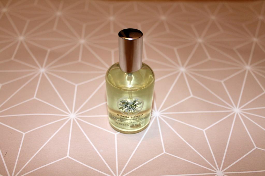 Baby Moringa-Parfum um 11 Euro
