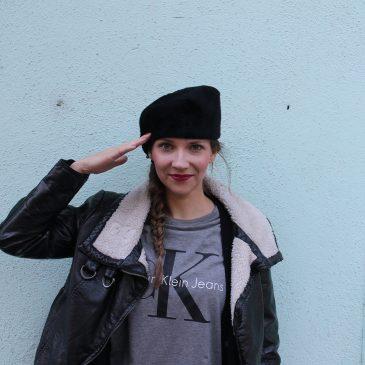 Outfit: Liebesgrüße aus новостройка