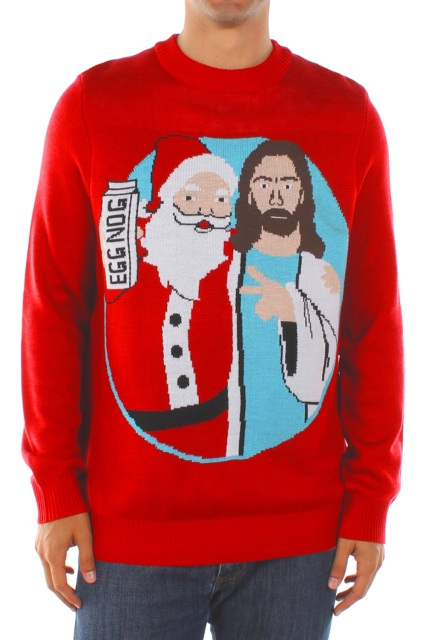 Jingle Bros Sweater bei uppers&downers um 59 Euro