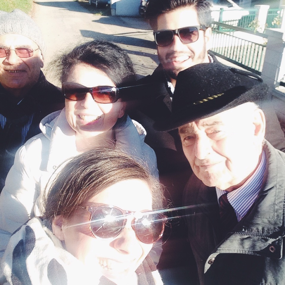 HASHTAG selfieamwegzumfriedhof