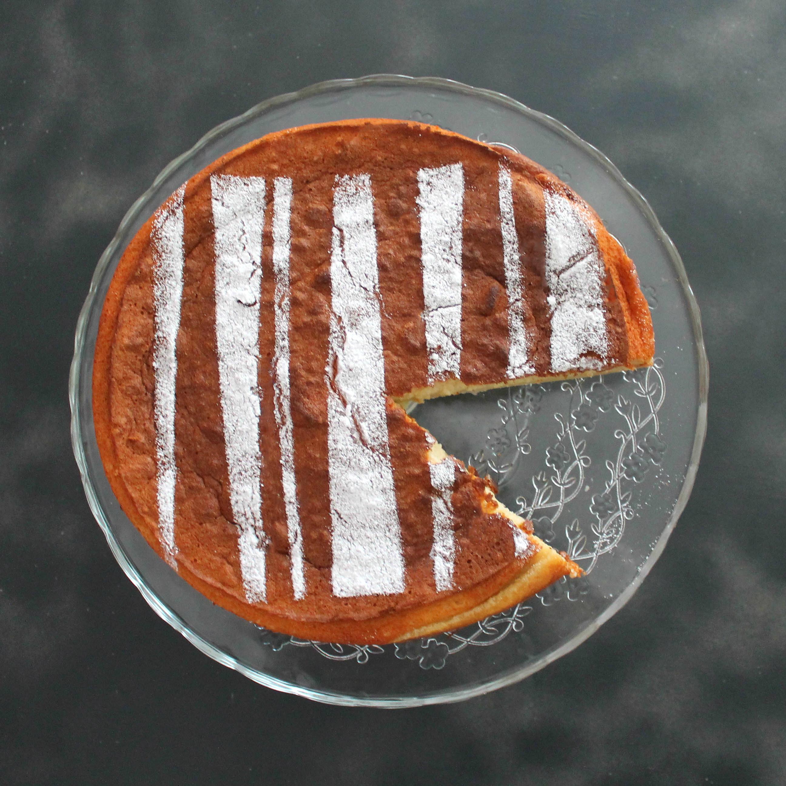 magic cake recipe