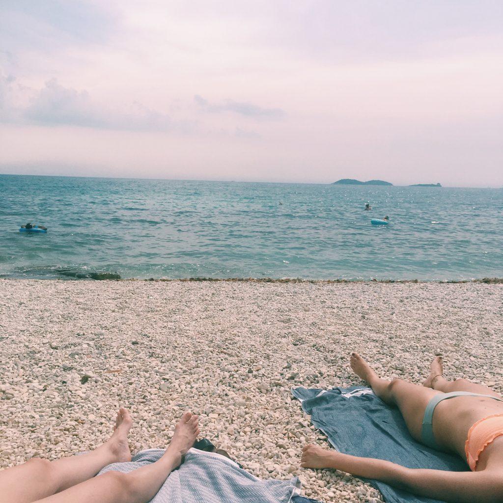 Wie sagt Lana so schön: High by the beach.