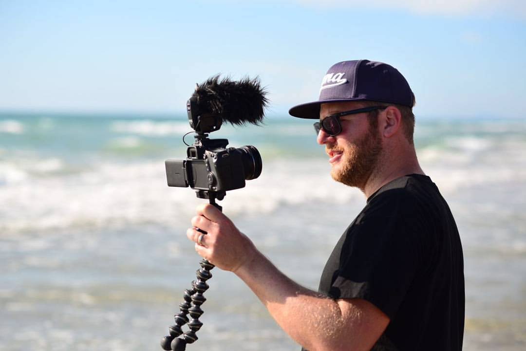 videovlogger