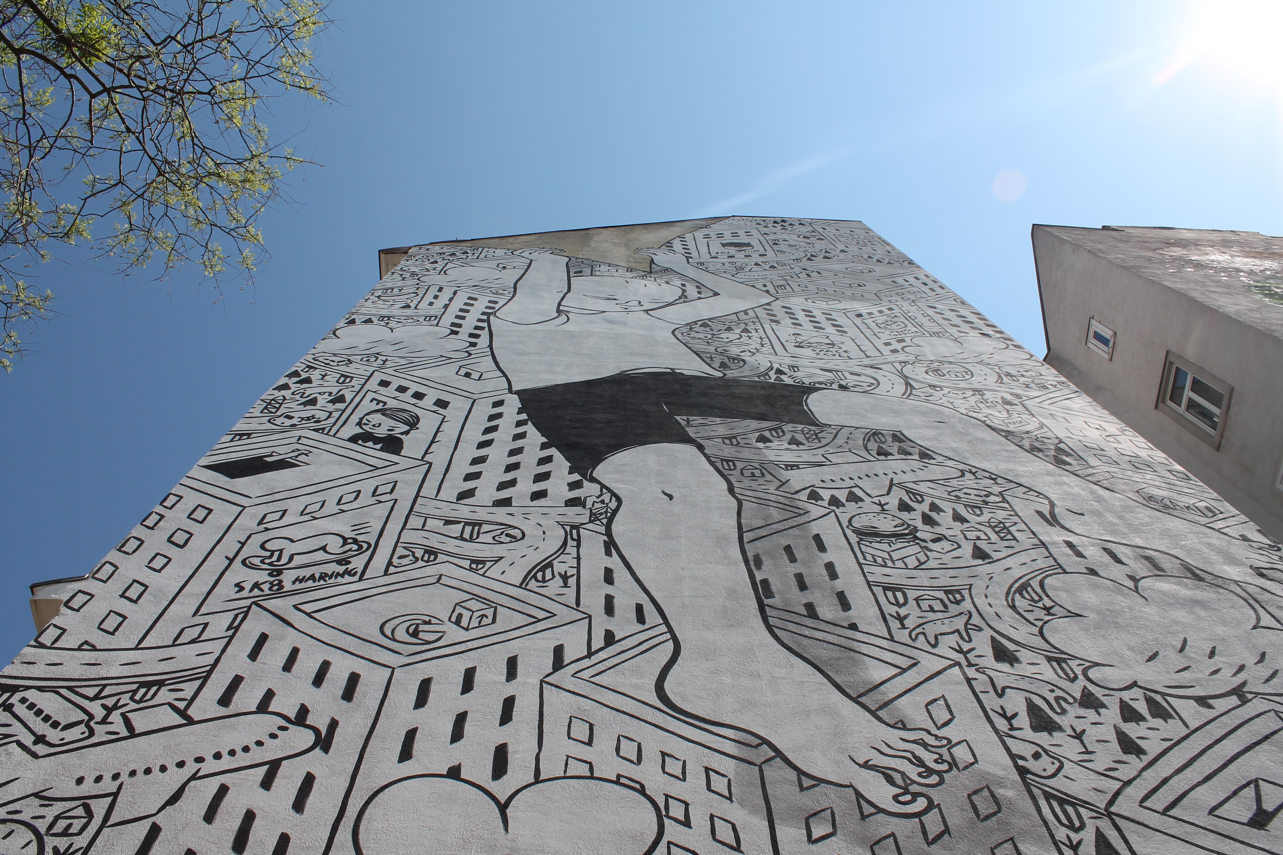 vienna streetart