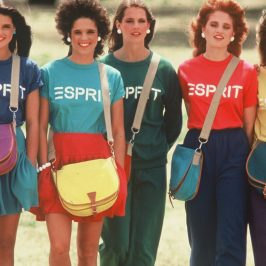 Going retro mit Esprit