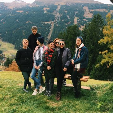 11 Girls in Bad Gastein